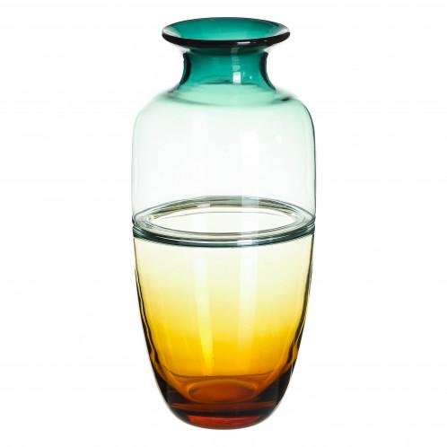 Jarrón  decoración cristal