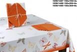 MANTEL INSECTOS 150X150+4S