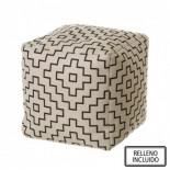 Puff cojin cube