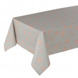 Mantel rectangular  para mesa pink butterfly