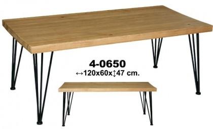 Mesa madera roble
