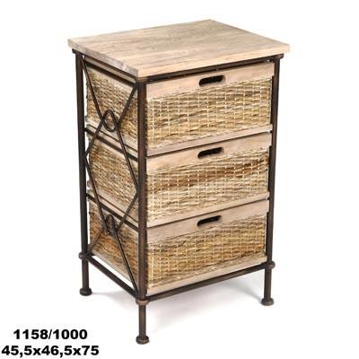 Comodas y cajoneras muebles muebles olivares - Muebles cajoneras comodas ...