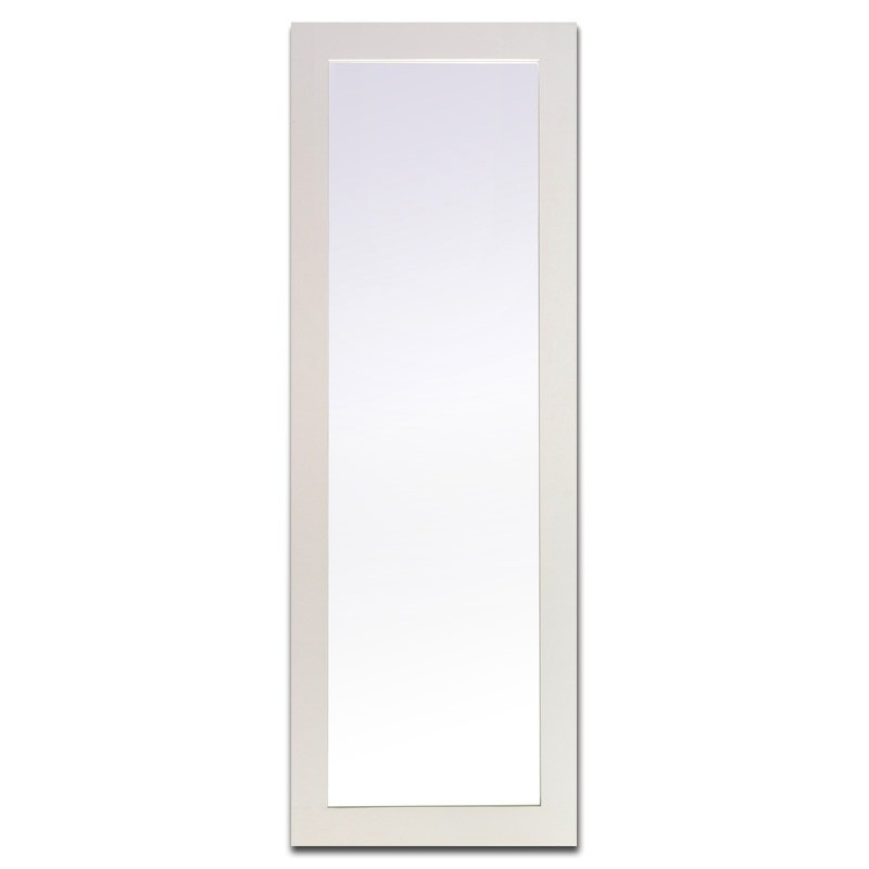 comprar online espejo rectangular blanco